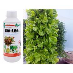 Dinh dưỡng trồng thủy canh , thủy sinh Vidan Bio Life (1 lít) trắng