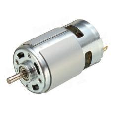 Động cơ motor 775 RS775 6918 12V-120w 12000rpm trục tròn