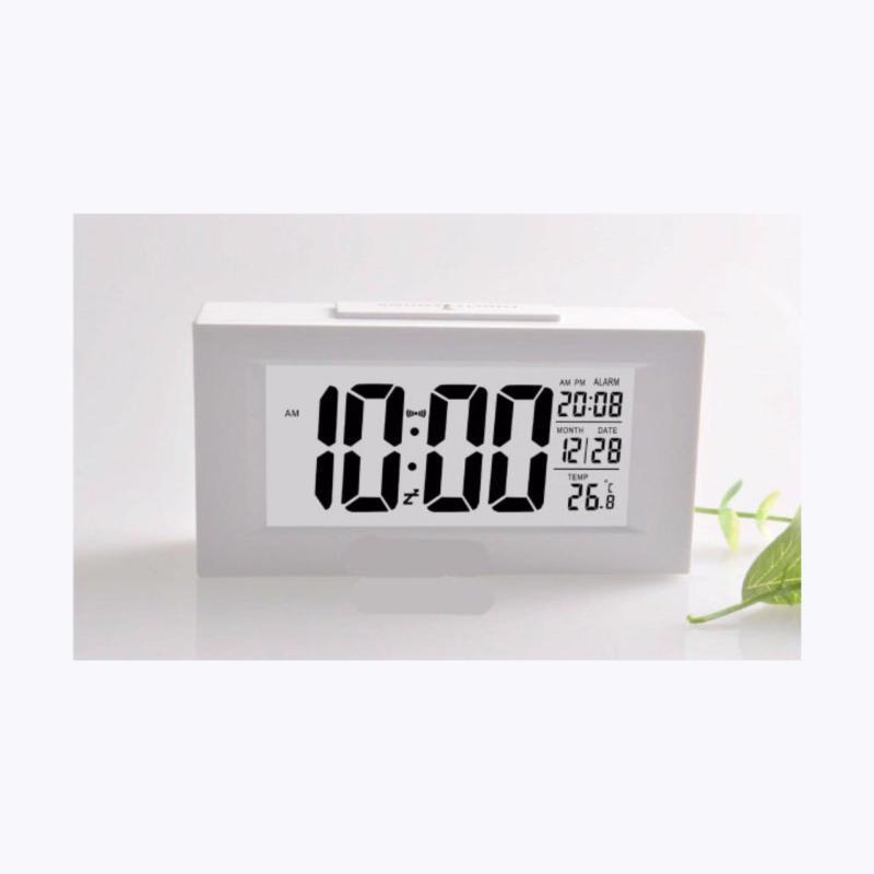 Đồng hồ báo thức cảm biến phát sáng trong đêm V4 Cloud Store bán chạy