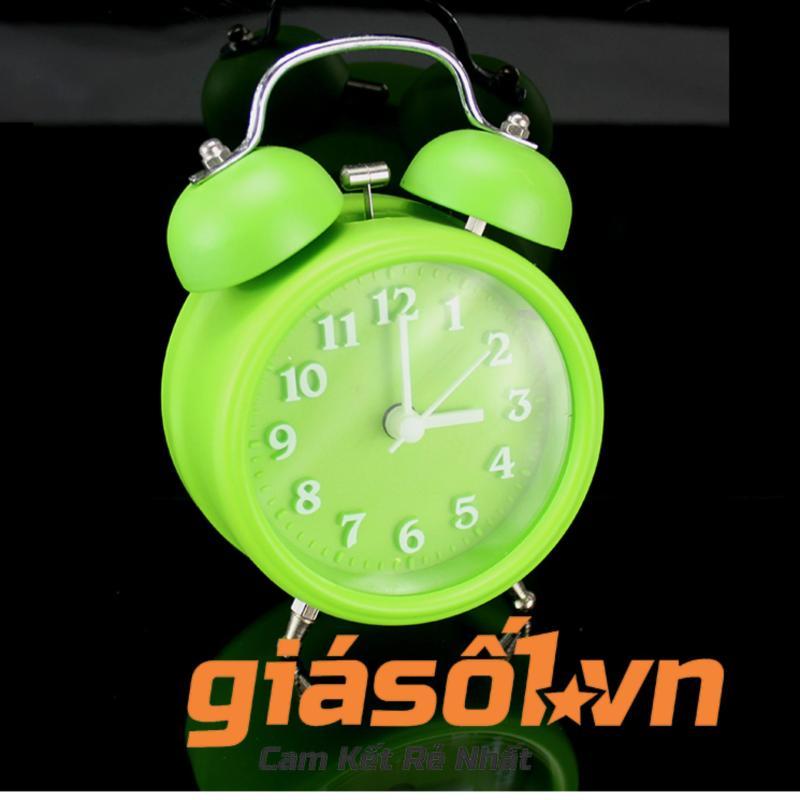 Đồng hồ báo thức để bàn - 2863 (Xanh lá) bán chạy