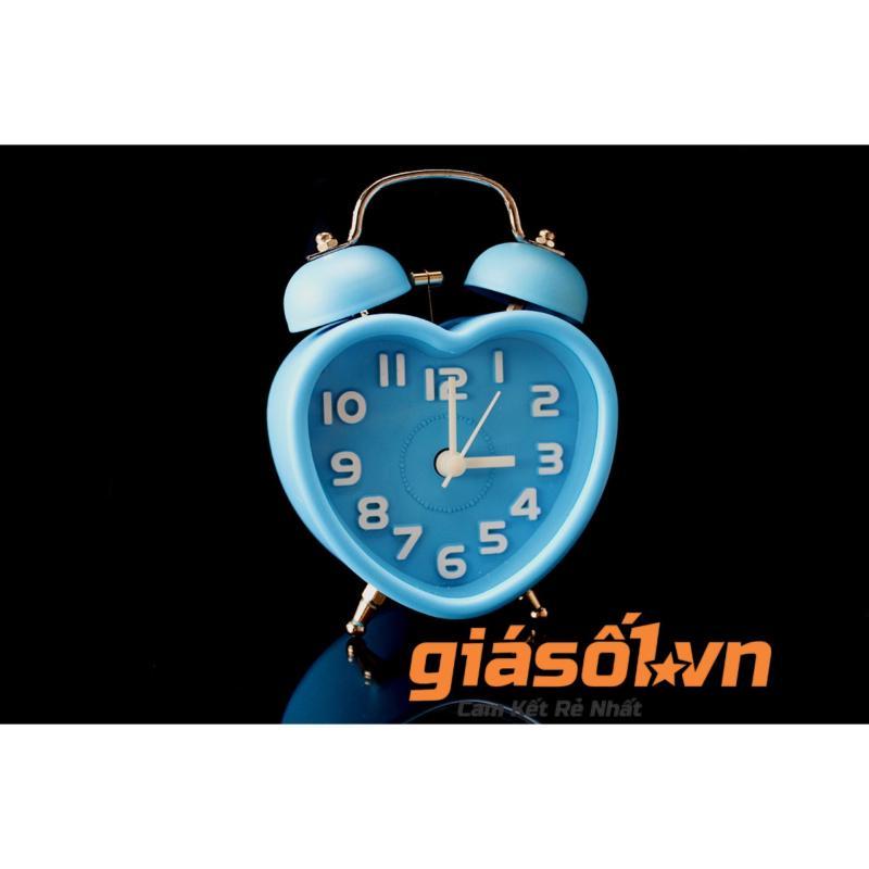 Đồng hồ báo thức để bàn 2867 ( Xanh Dương ) bán chạy