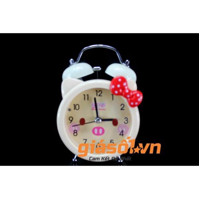 Nơi bán Đồng hồ báo thức để bàn cho bé AY17048 (Trắng)