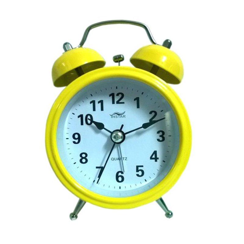 Nơi bán Đồng hồ báo thức để bàn Mini Alarm Tienich168 TI181 (Vàng)