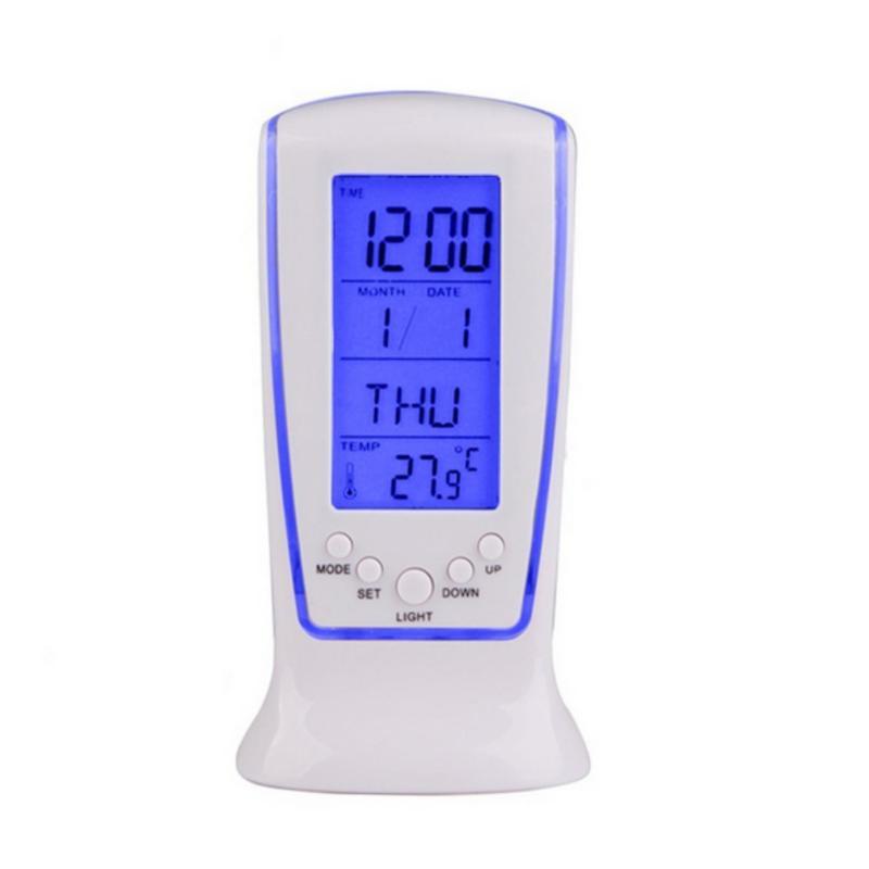 Nơi bán Đồng hồ báo thức kỹ thuật số đèn LED đa chức năng - SGT