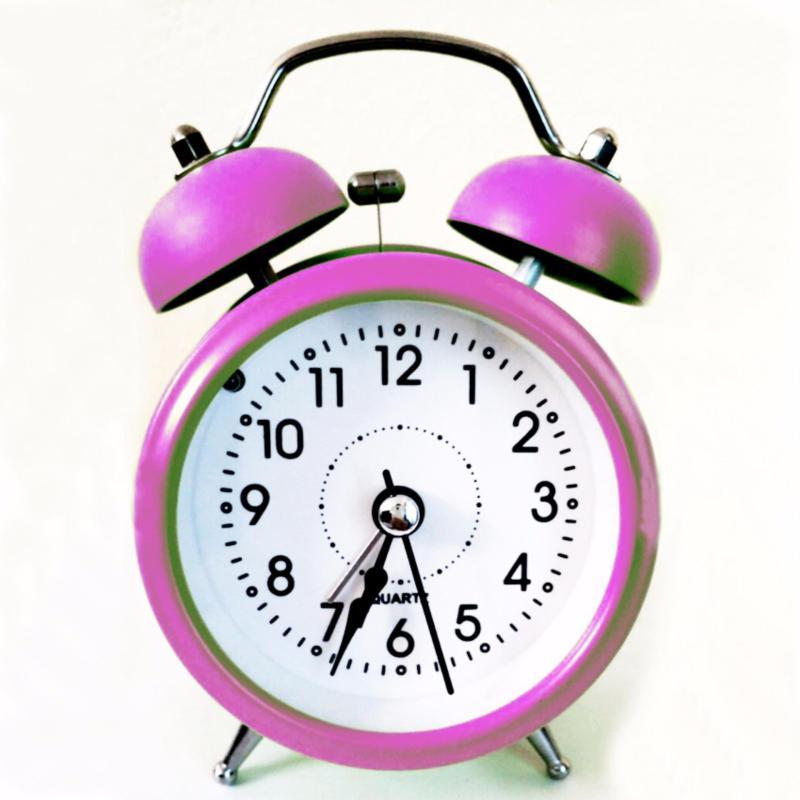 Nơi bán Đồng hồ báo thức Mini Alarm TI275 Màu Tím