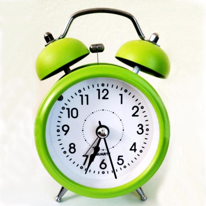 Nơi bán Đồng hồ báo thức Mini Alarm TI276 Màu Xanh lá