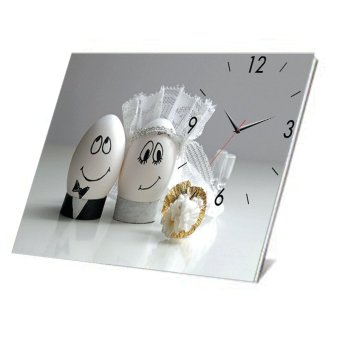 Đồng hồ để bàn Hạnh Phúc Dyvina B1525-18