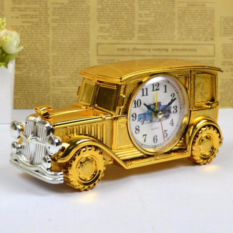 Đồng hồ để bàn hình xe hơi, có báo thức bán chạy