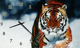 Đồng hồ để bàn Mãnh hổ Suemall DB140709