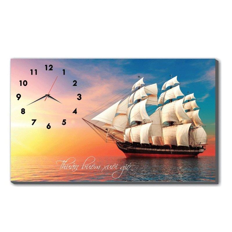 Nơi bán Đồng hồ để bàn Thuận Buồm Xuôi Gió Dyvina B1525-22