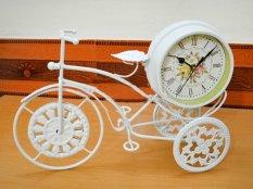 Địa Chỉ Bán Đồng hồ để bàn trang trí xe đạp 2 mặt T090