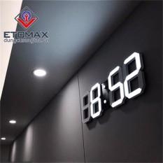 Đồng hồ điện tử LED 3D cao cấp