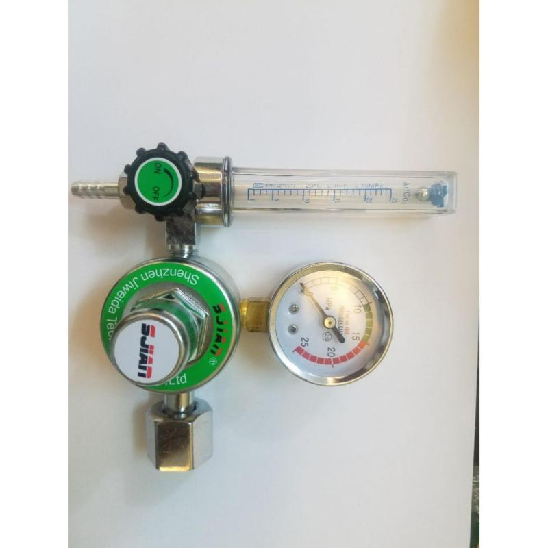 Đồng hồ điều áp khí Argon