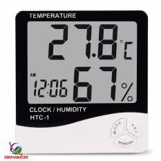 Đồng hồ đo độ ẩm, nhiệt độ HC-1