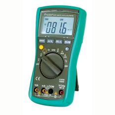 Đồng hồ đo Pro'skit MT-1217 (Xanh)