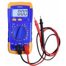 Đồng hồ đo vạn năng A830L TẶNG BIN 9V