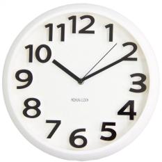 Đồng hồ kim trôi cao cấp tiện lợi cho gia đình Aoyun Clock (Trắng) SV234
