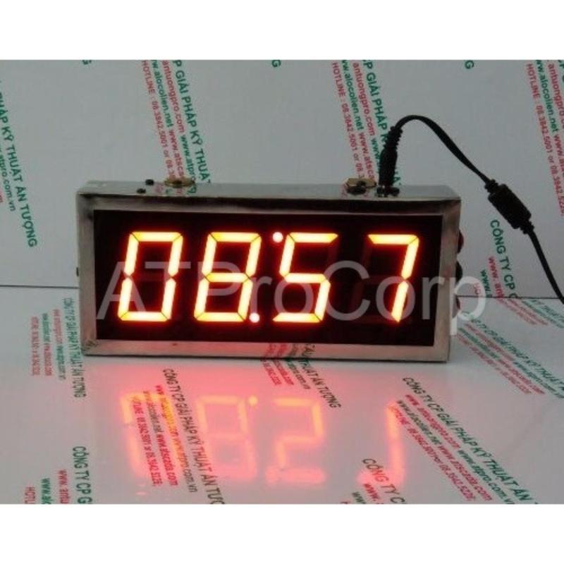 Nơi bán ĐỒNG HỒ LED TREO TƯỜNG ( ATC-HHMM-S-I )