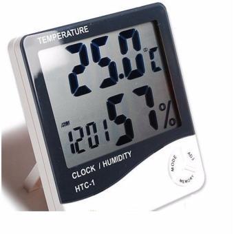 Đồng hồ thông minh đo nhiệt độ và độ ẩm hiện đại - 4