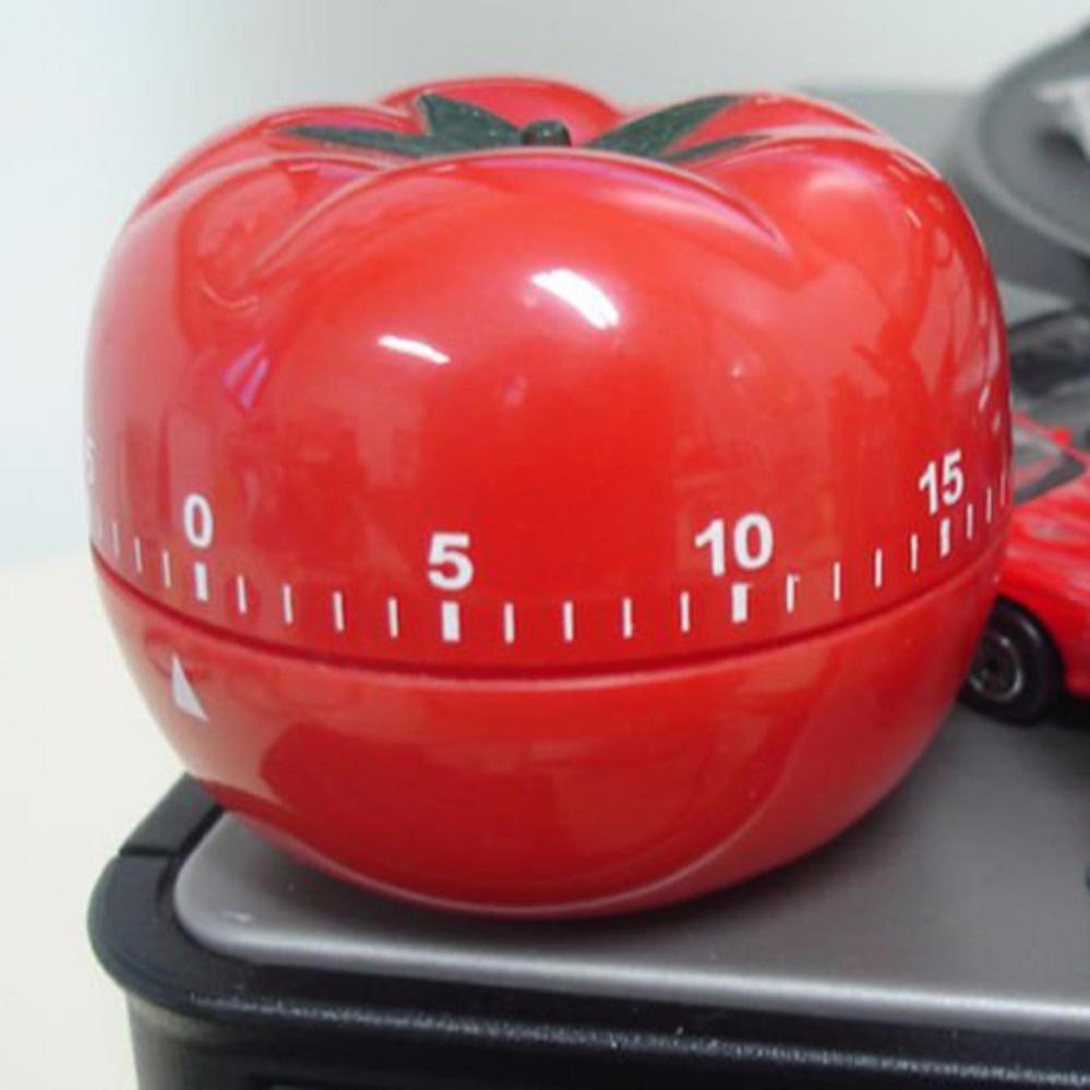 Tư vấn mua Đồng hồ tối ưu làm việc Pomodoro (Đỏ)