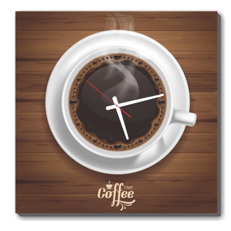 Nơi bán Đồng hồ tranh Ly cà phê Dyvina 1T3030-48