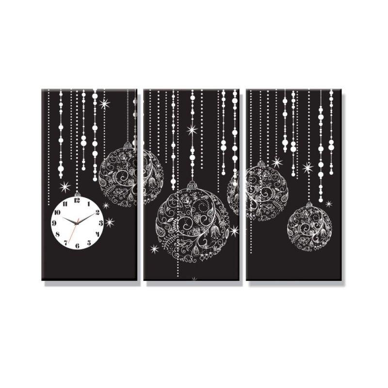 Nơi bán Đồng hồ tranh Những Viên Châu Nghệ Thuật Dyvina 3T3060-12
