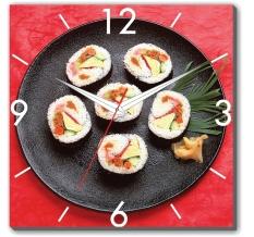Đồng hồ tranh sushi Dyvina 1T3030-12