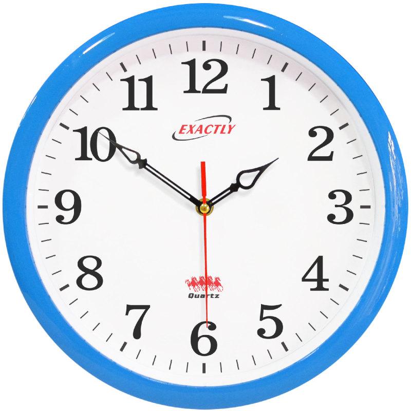 Nơi bán Đồng hồ treo tường EXACTLY U450 (Xanh)