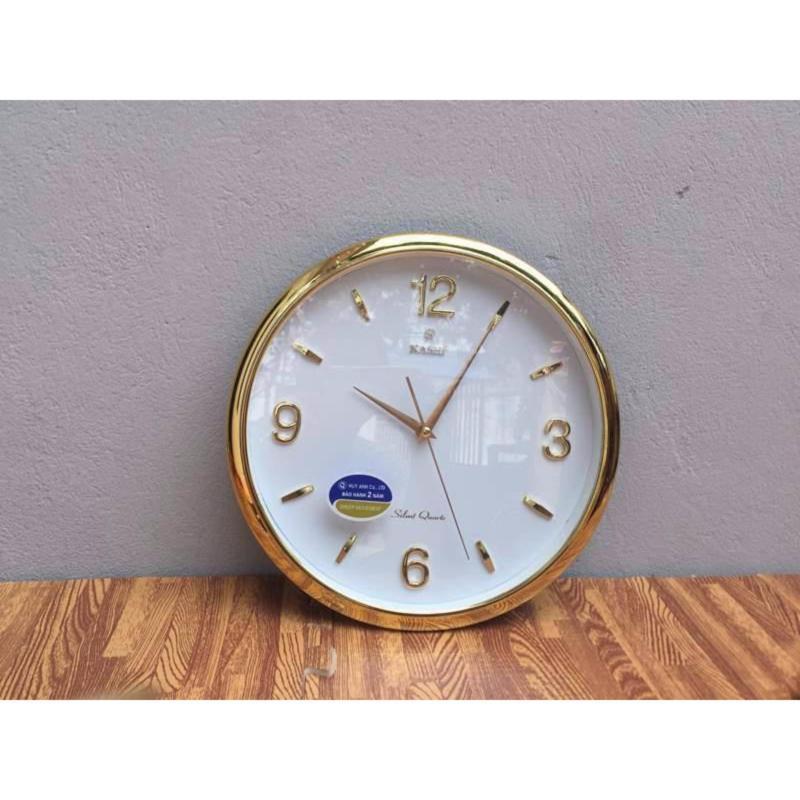 Nơi bán Đồng hồ treo tường Kashi K78 Vàng