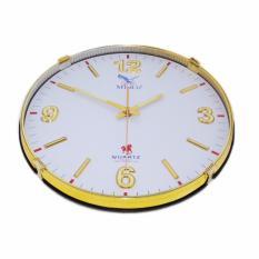 Đồng hồ treo tường MitaCo 34cm (Nhiều màu)