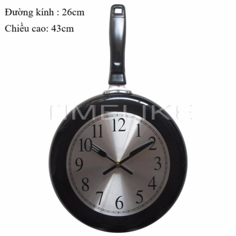Đồng hồ treo tường ZOZO phong cách sáng tạo nghệ thuật ẩm thực độc đáo DH 1043 bán chạy