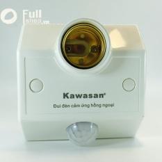 Đui đèn cảm ứng chuyển động hồng ngoại Kawa SS68B