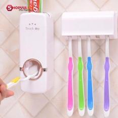 Dụng cụ nhả kem đánh răng tự động Touch Me