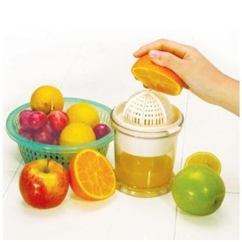 Dụng cụ vắt cam, ép trái cây đa năng 3 trong 1 kèm cốc tiện dụng