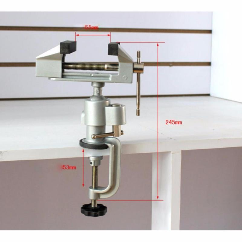 Ê tô kẹp bàn cực chính xác BenDao Tools QLM-8003(minh hồng)
