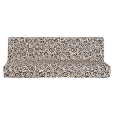 Thun thời trang Ghế Sofa Tất Cả-Đã Bao Gồm Chống Trơn Trượt Nhà Sofa Khăn Bao Tiếp Liệu (Tan) -S-quốc tế