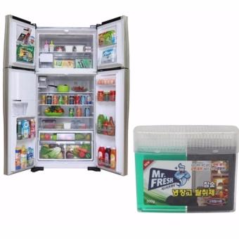 Gen diệt khuẩn tủ lạnh than hoạt tính chuyên dụng cao cấp Mr Fresh300g