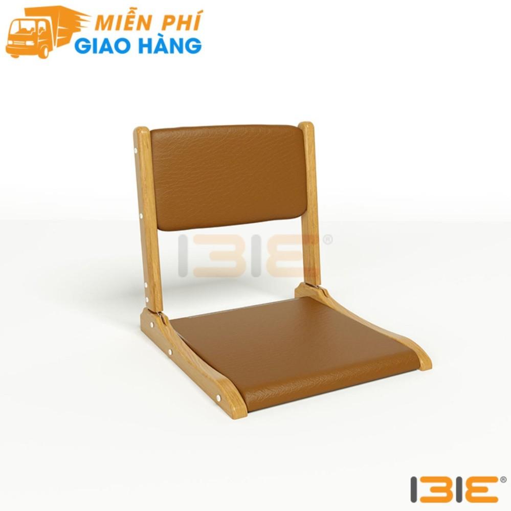 Ghế bệt cao cấp Pisu màu nâu