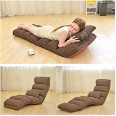 Ghế giường bệt thông minh kích thước 205x56x20cm (cà phê) – (BQ269-CAPHE)
