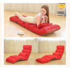 Ghế giường bệt thông minh kích thước 205x56x20cm (đỏ) – (BQ269-DO)