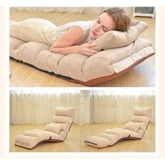 Ghế giường bệt thông minh kích thước 205x56x20cm (vàng) – (BQ269-VANG