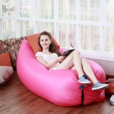 Ghế lười khí, sofa khí chống nước, mềm mại, dễ vận chuyển, để phòng khách, mang đi biển POPO Collection