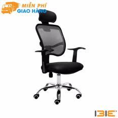 Ghế văn phòng IB903A màu đen