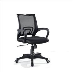 Ghế văn phòng xoay cao cấp Office Furniture chair Fashion Euro Quality (Đen)