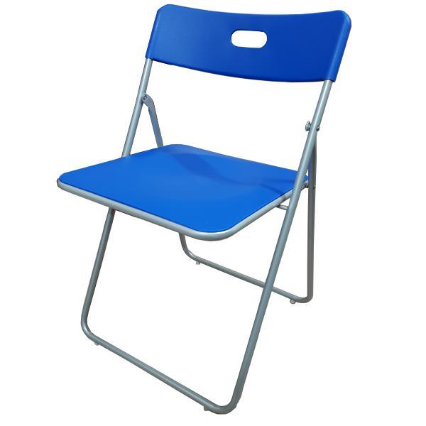 Ghế xếp nhựa Xuân Hòa màu xanh