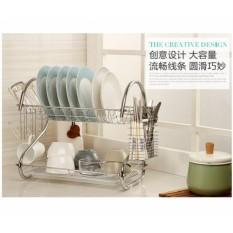 Giá để bát đĩa inox nhà bếp Homestar HHHS2