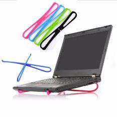 Giá Đỡ Laptop Chống Nóng chữ X thông minh (giao màu gấu nhiên))