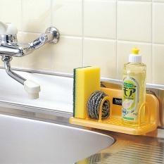 Giá đựng vật dụng vệ sinh nhà bếp 0085 Cam