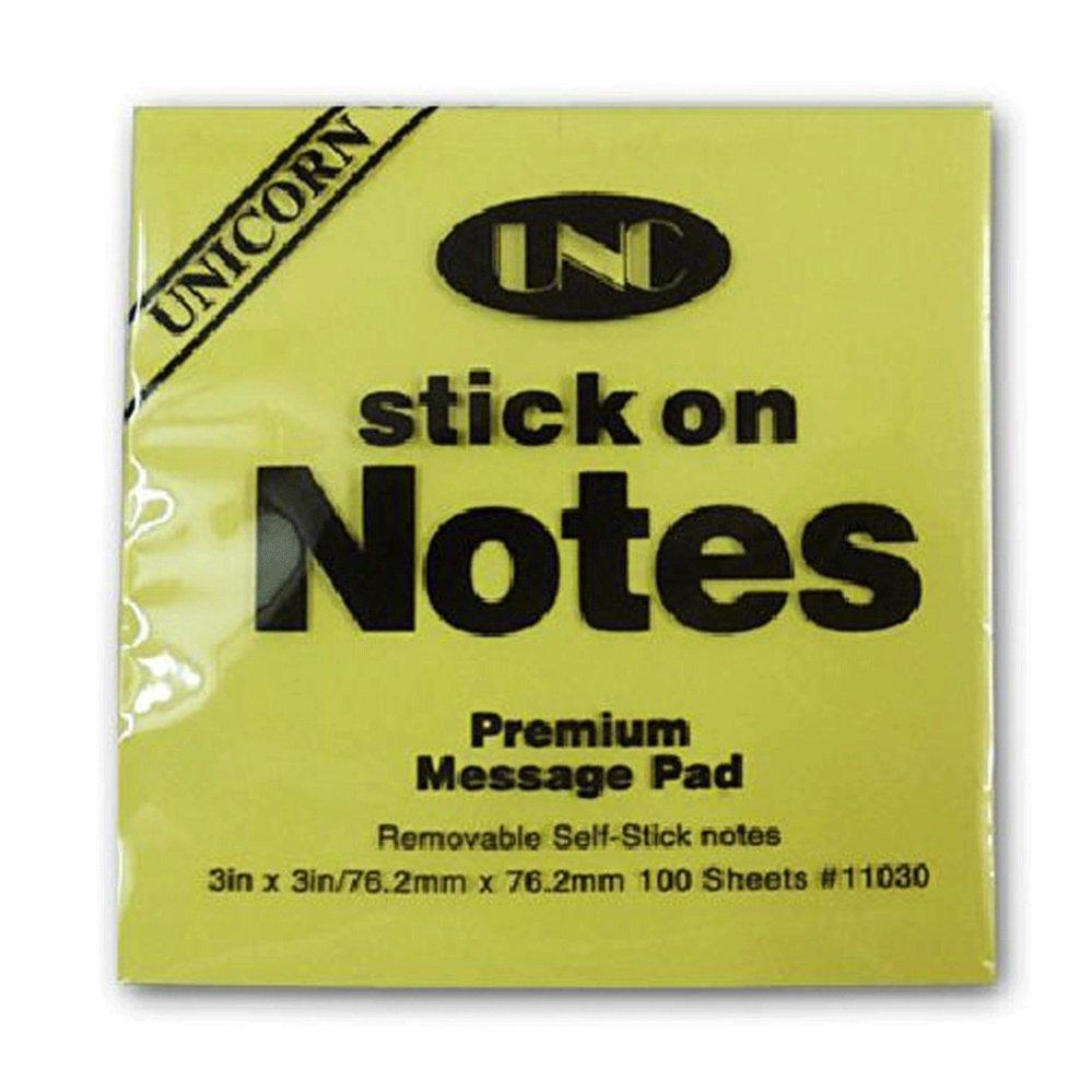 Nơi nào bán Giấy note UNC 3×3 – Bộ 2 xấp
