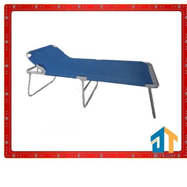 Giường xếp vải Đài Loan cao cấp